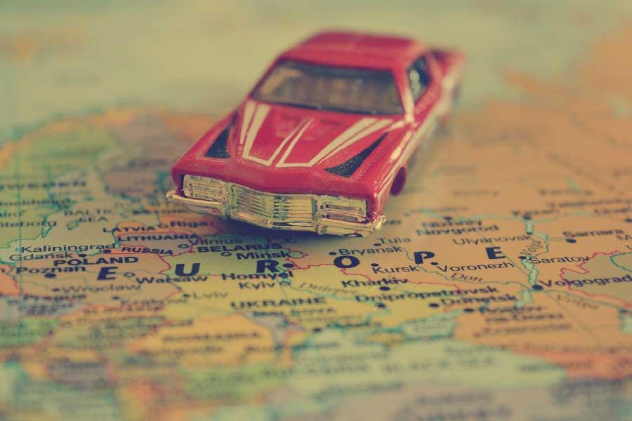 futuro para el transporte en Europa