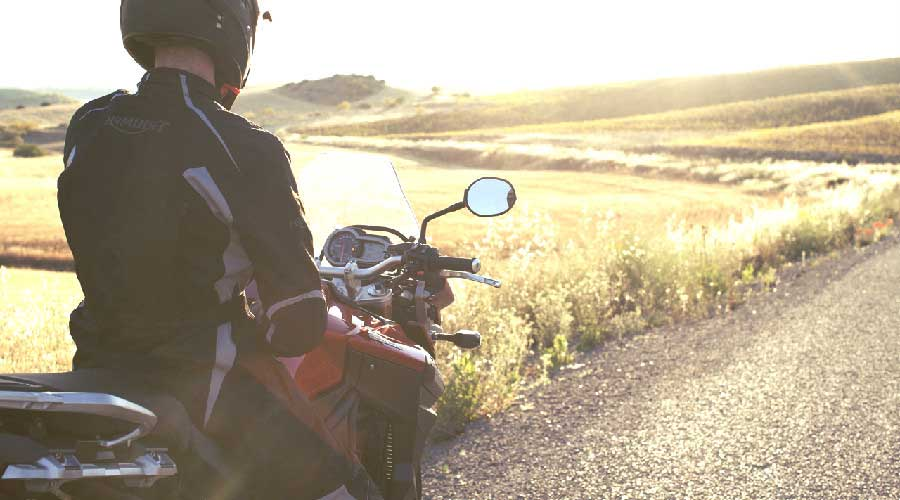 transporte local moto