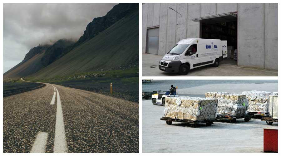 courier y logística diferencias