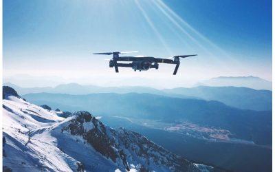 ¿Son los drones el futuro de la paquetería urgente?