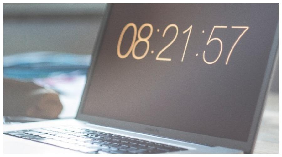 tiempo mensajeria