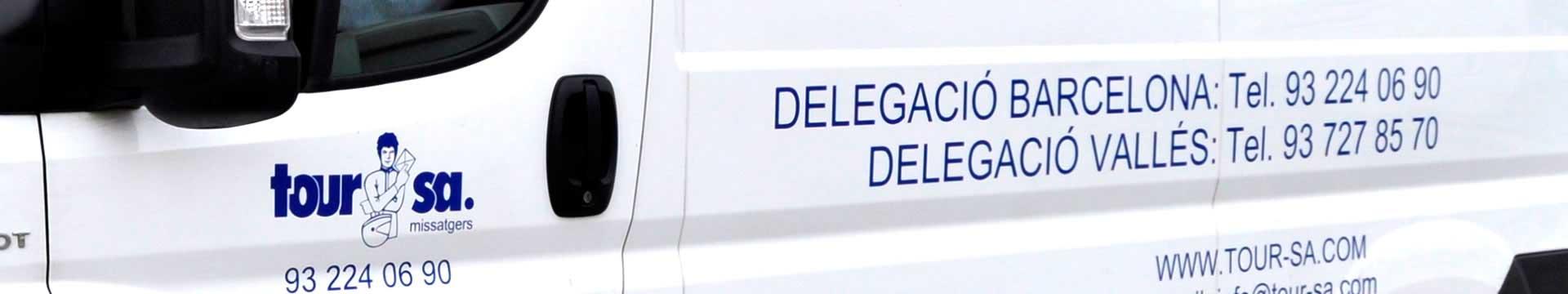 delegaciones Tour SA