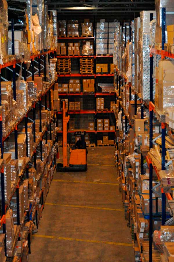 e-commerce logística ca