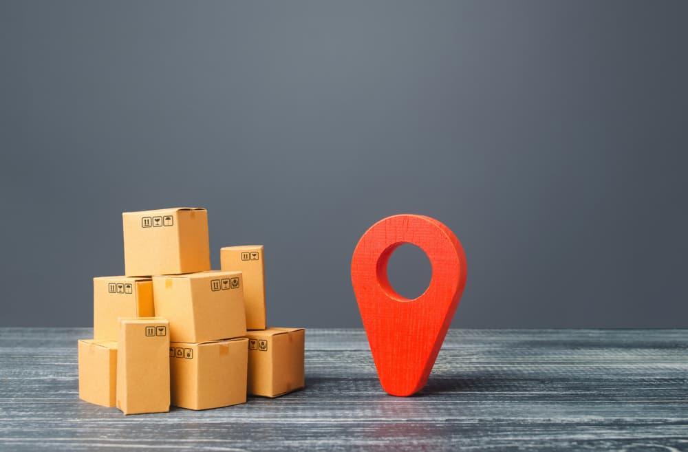 Geolocalización de envíos