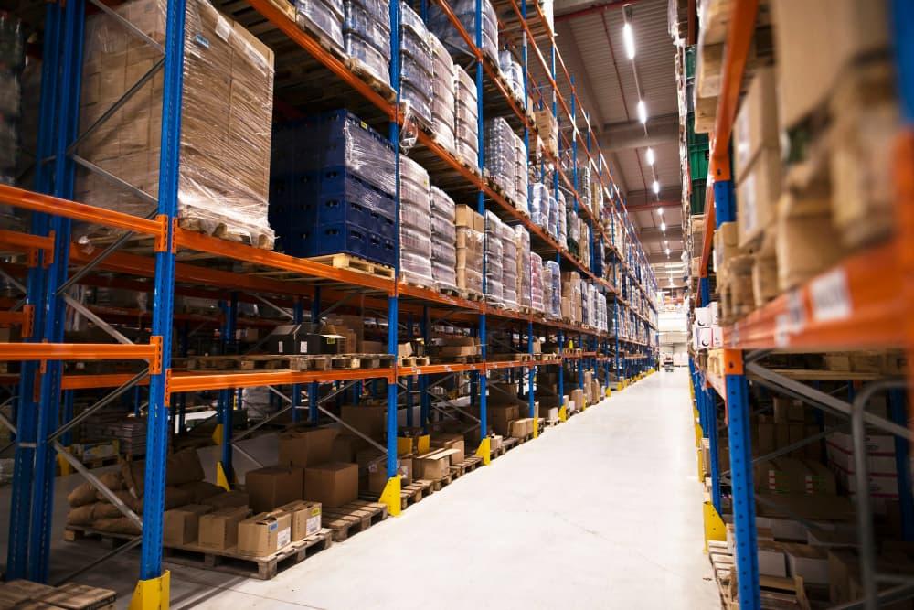 inspección técnica de almacenes